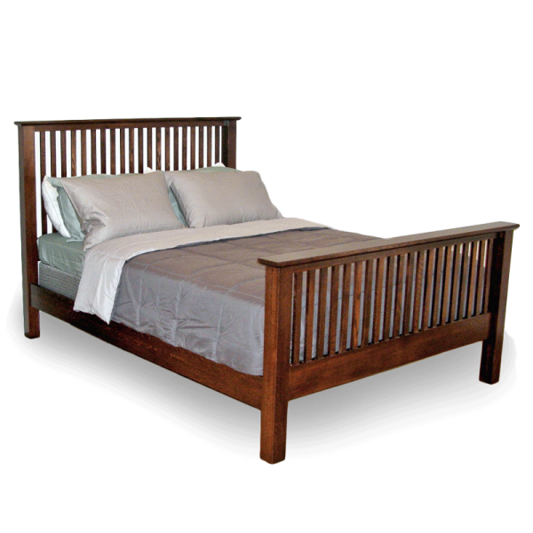 Spindle Beds Solid Wood Bed Frames Robinson Clark