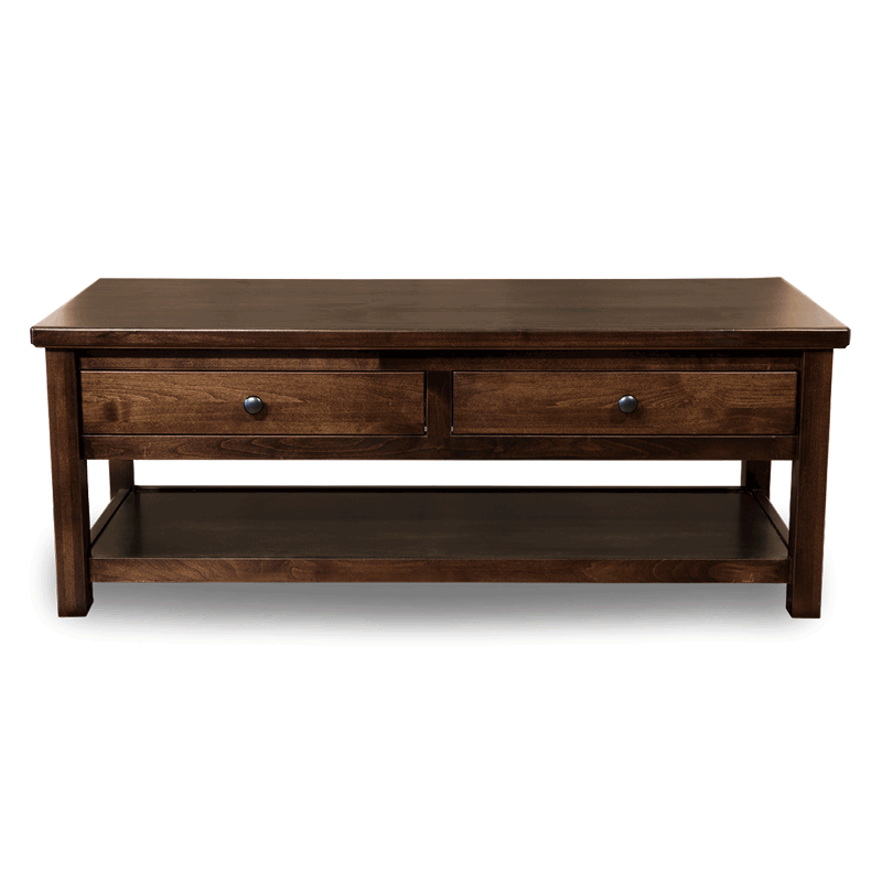 Mission Style Coffee Table Wood Coffee Tables Robinson