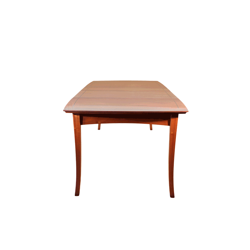 Wood Dining Table Pnw Dining Table With Leaves