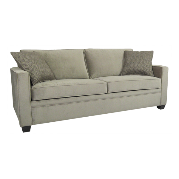 Solid Wood Frame Upholstered sofa in Redmond