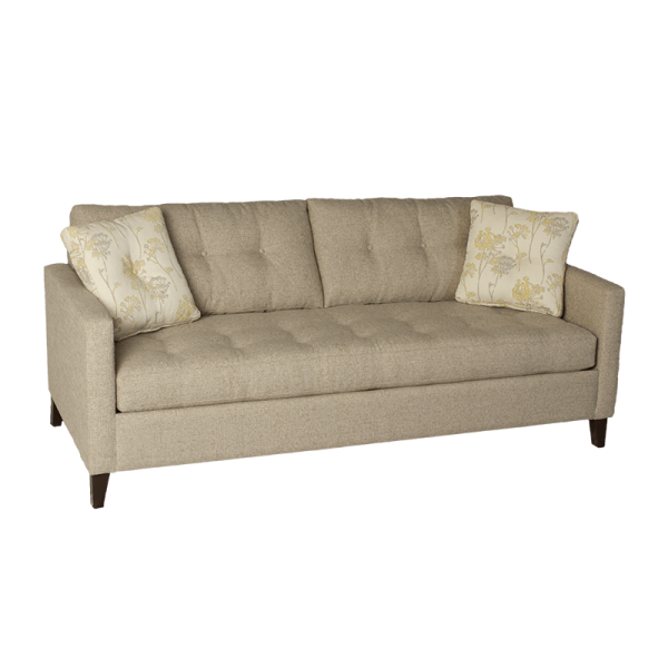 Solid Wood Frame Upholstered sofa in Kent