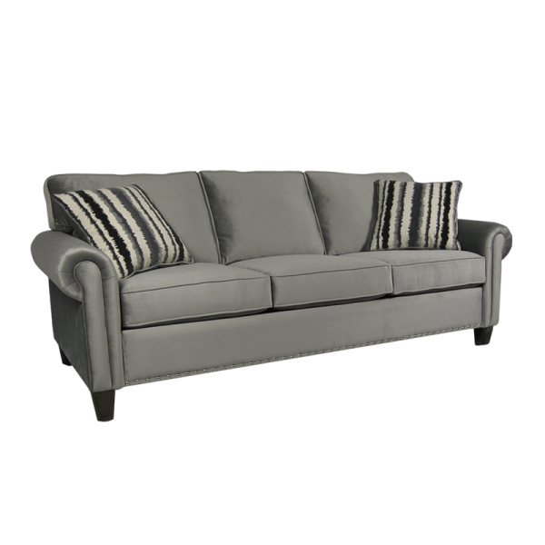 Solid Wood Frame Upholstered sofa in Lakewood