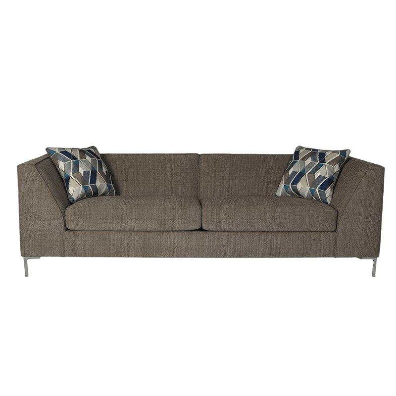 Longview - Wood Frame Upholstered Coach & Loveseat | Robinson Clark