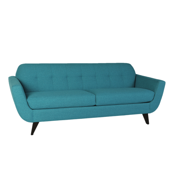 Solid Wood Frame Upholstered sofa in Everett