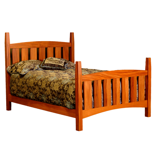 habor four poster bed wooden bed frame