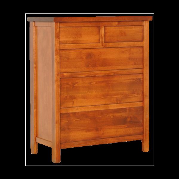 Mission Style Dresser - 5 Drawer Dressers | Robinson Clark